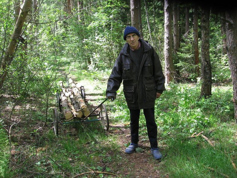 Бабы по лесу валялись