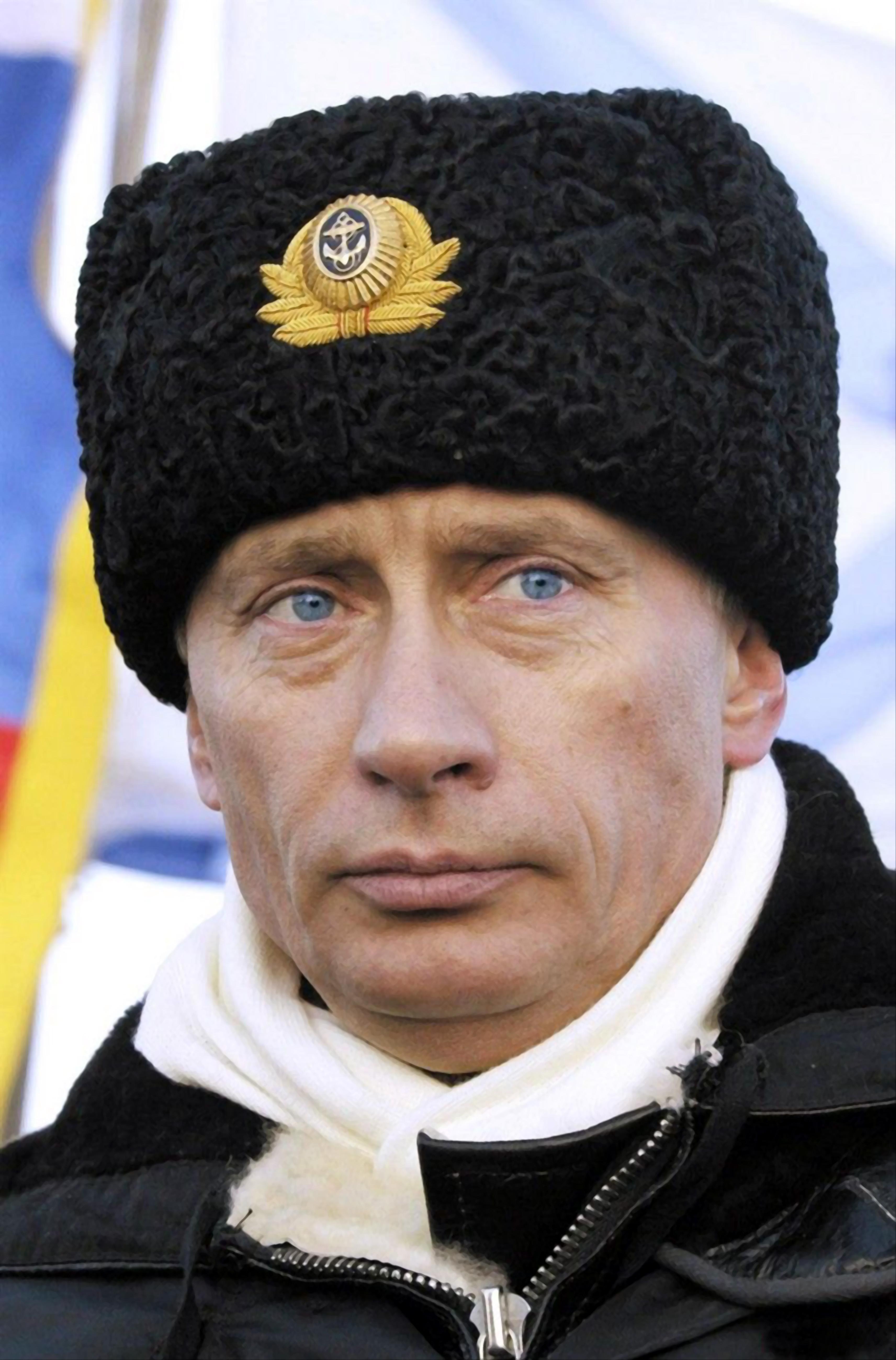Пятнадцатилетний путь Президента Путина