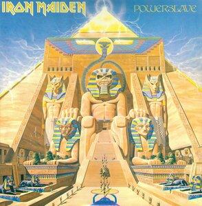 Iron Maiden - Powerslave (1992) [GALA Records Inc., 1С064-24-02 (EJ 24 0200 1)]