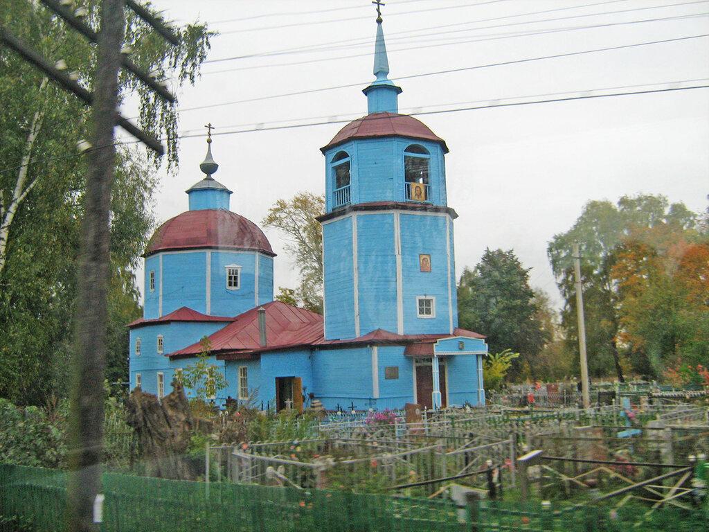 город Зарайск, Подмосковье, города России