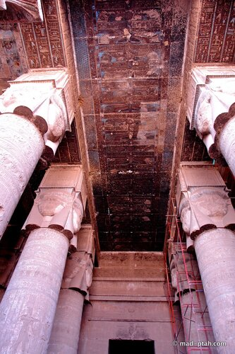 дендеры, храм богини хатхор