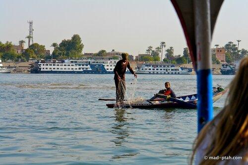 рыбаки, египет