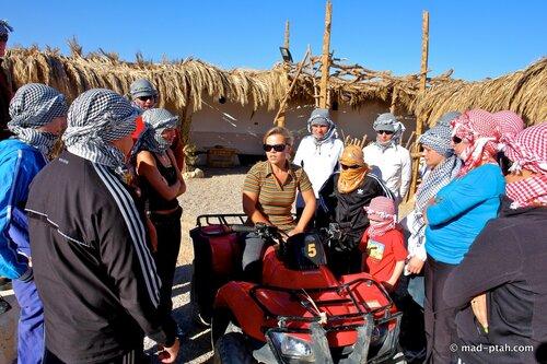квадроциклы, бедуины, египет