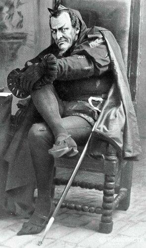Фёдор Шаляпин в роли Мефистофеля