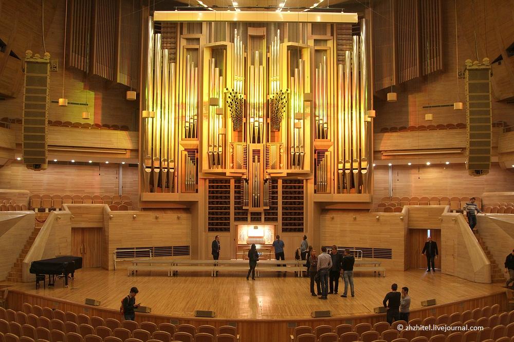 фото орган музыкальный