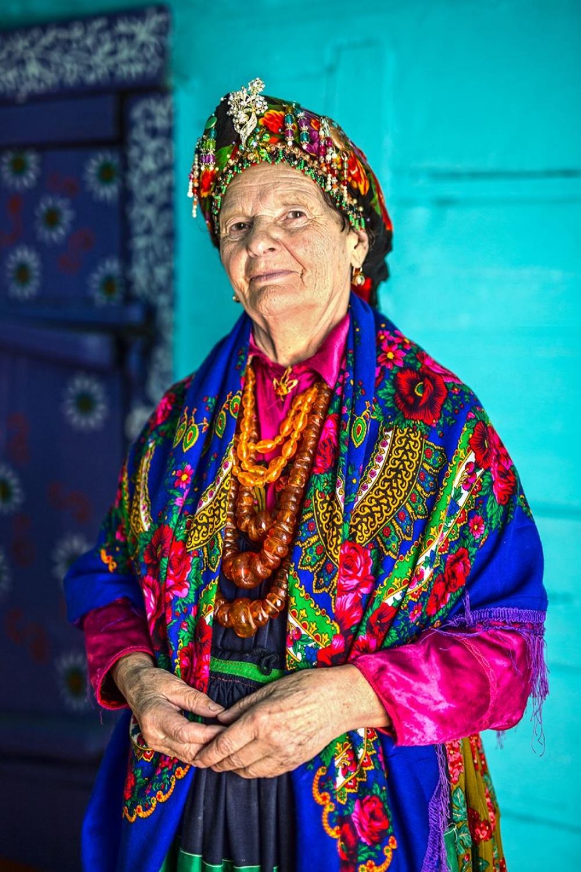 © Alexander Khimushin / The World In Faces   Мавританка г. Нуадибу, Мавритания