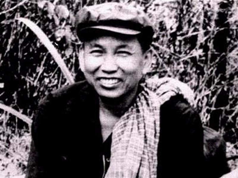 Правление: 1975-1979 гг. Пол Пот и его коммунистическое движение красных кхмеров в Камбодже применял