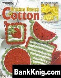 Kitchen Basics in Cotton (прихватки). Подборка из 4 альбомов jpeg 9,32Мб