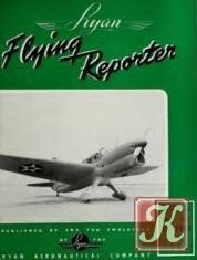 Журнал Ryan Flying Reporter 1942 Volume 4 No. 5