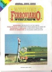 Журнал Modelismo ferroviario Paso a paso 07
