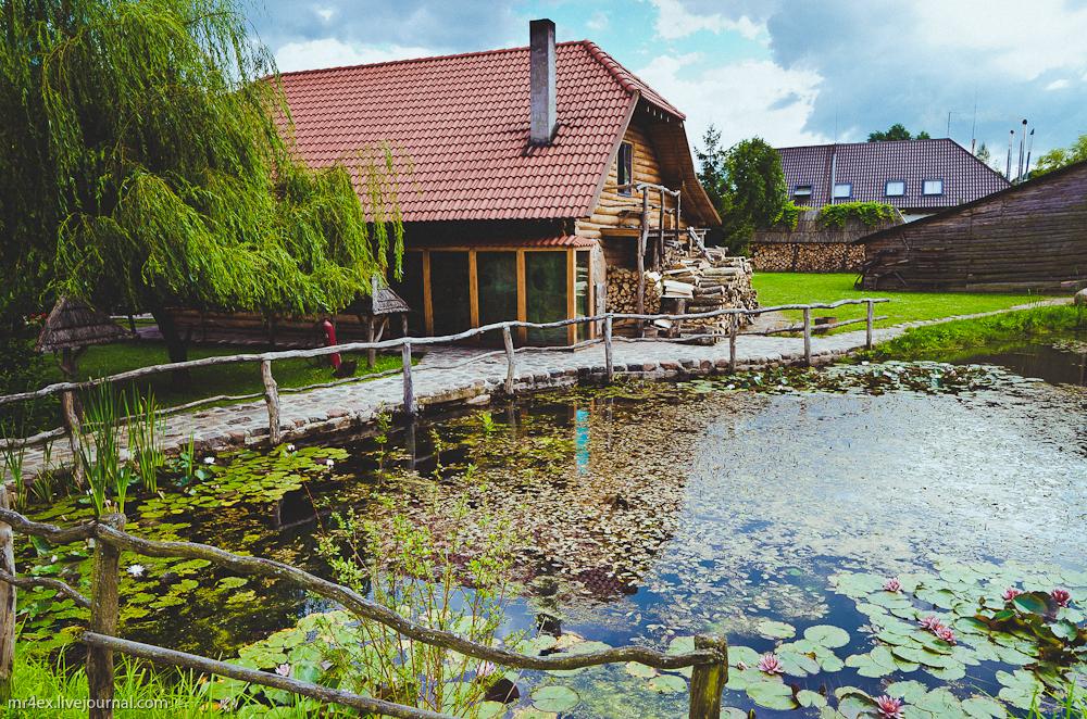 Кретинга, Литва, Усадьба Виенкиемис