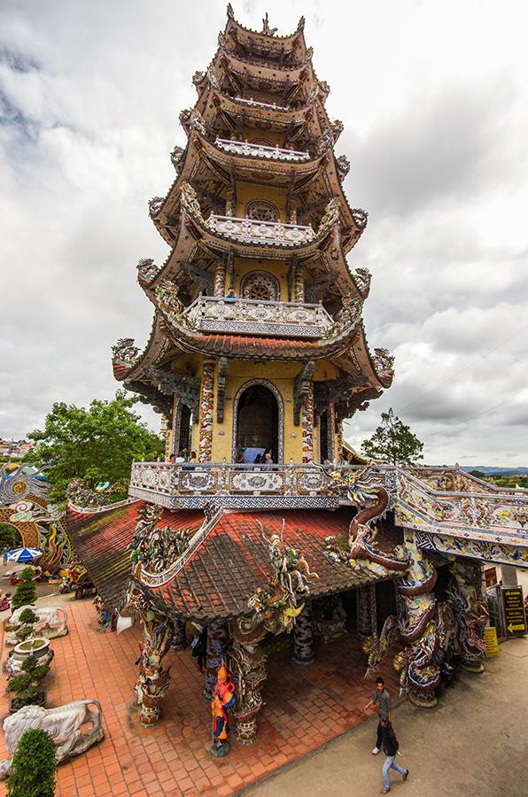 Самая высокая молельная башня