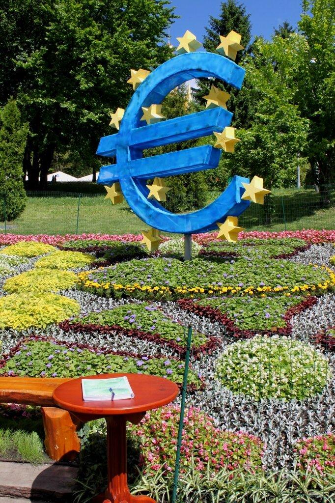 Выставка цветов Украина европейская