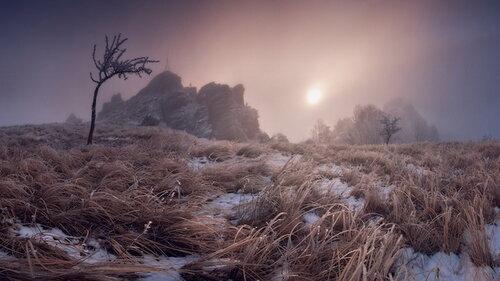 Зимний Крым Данилы Коржонова