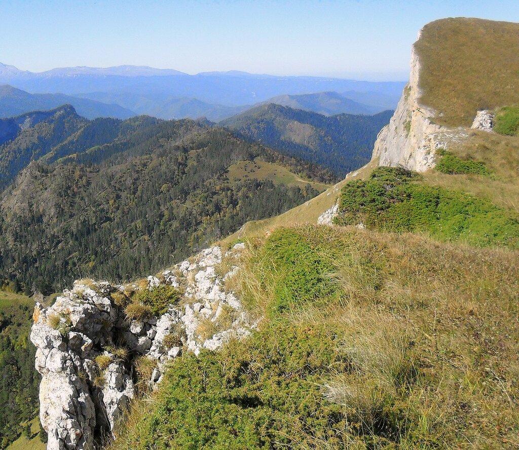Кавказ, Адыгея, Большой Тхач, туризм, сентябрь 2012... SAM_3306 - копия.JPG