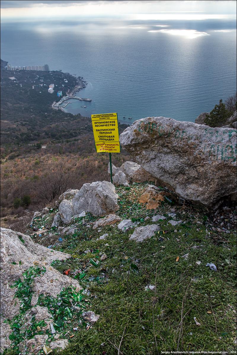 Форос (Крым) Отдых в Форосе