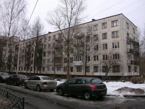Авангардная ул. 39к2