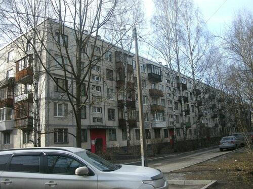 ул. Подвойского 34к3