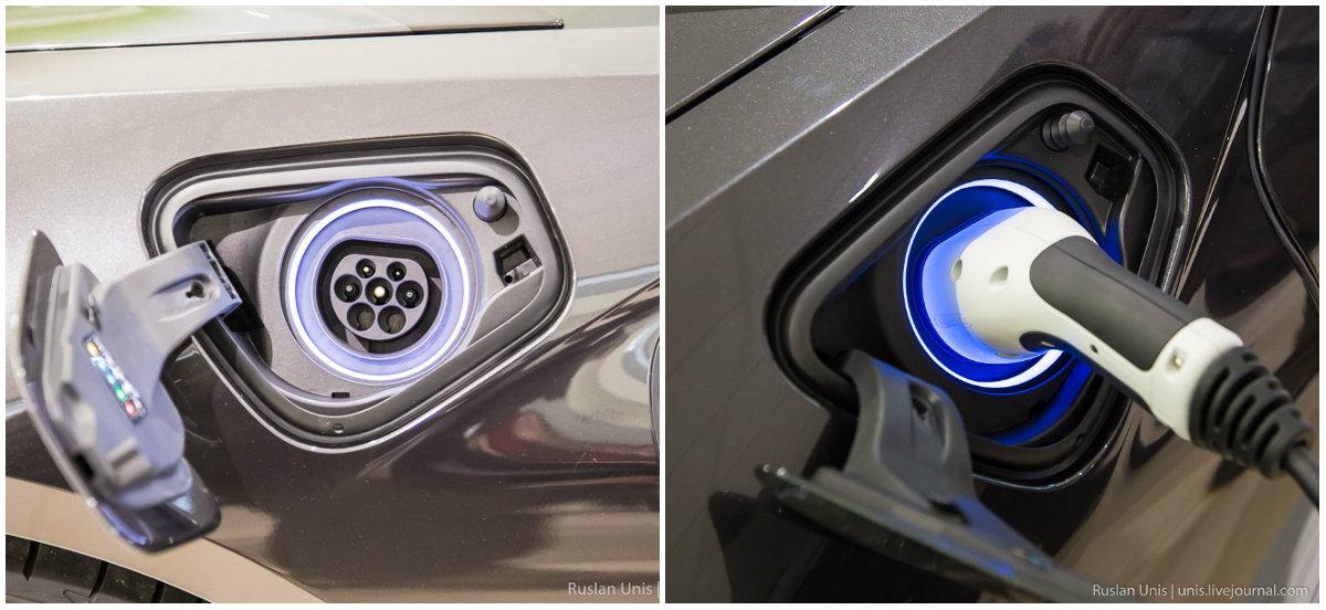 Обзор BMW i8