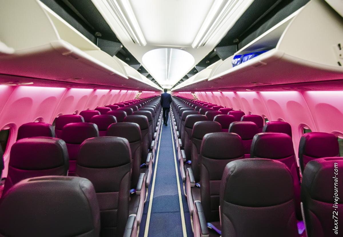 боинг 737 800 схема салона победа