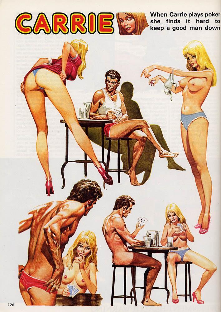эротические фото комиксы смотреть онлайн