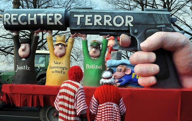 Карнавалы в Германии
