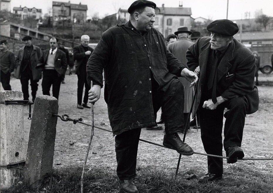 1964. Орийак
