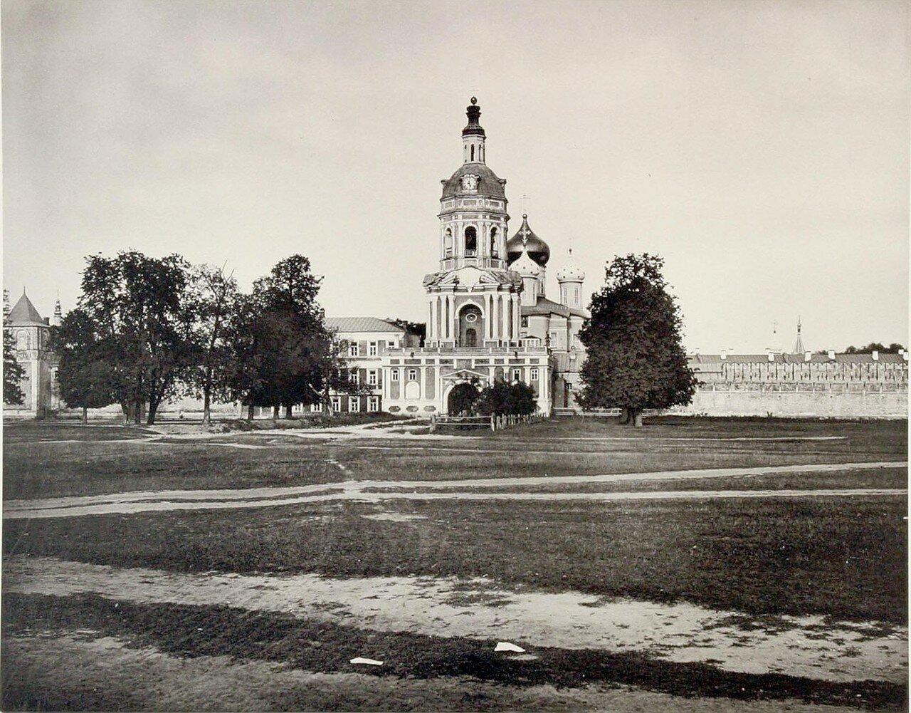 368. Донской монастырь ( с другой стороны)