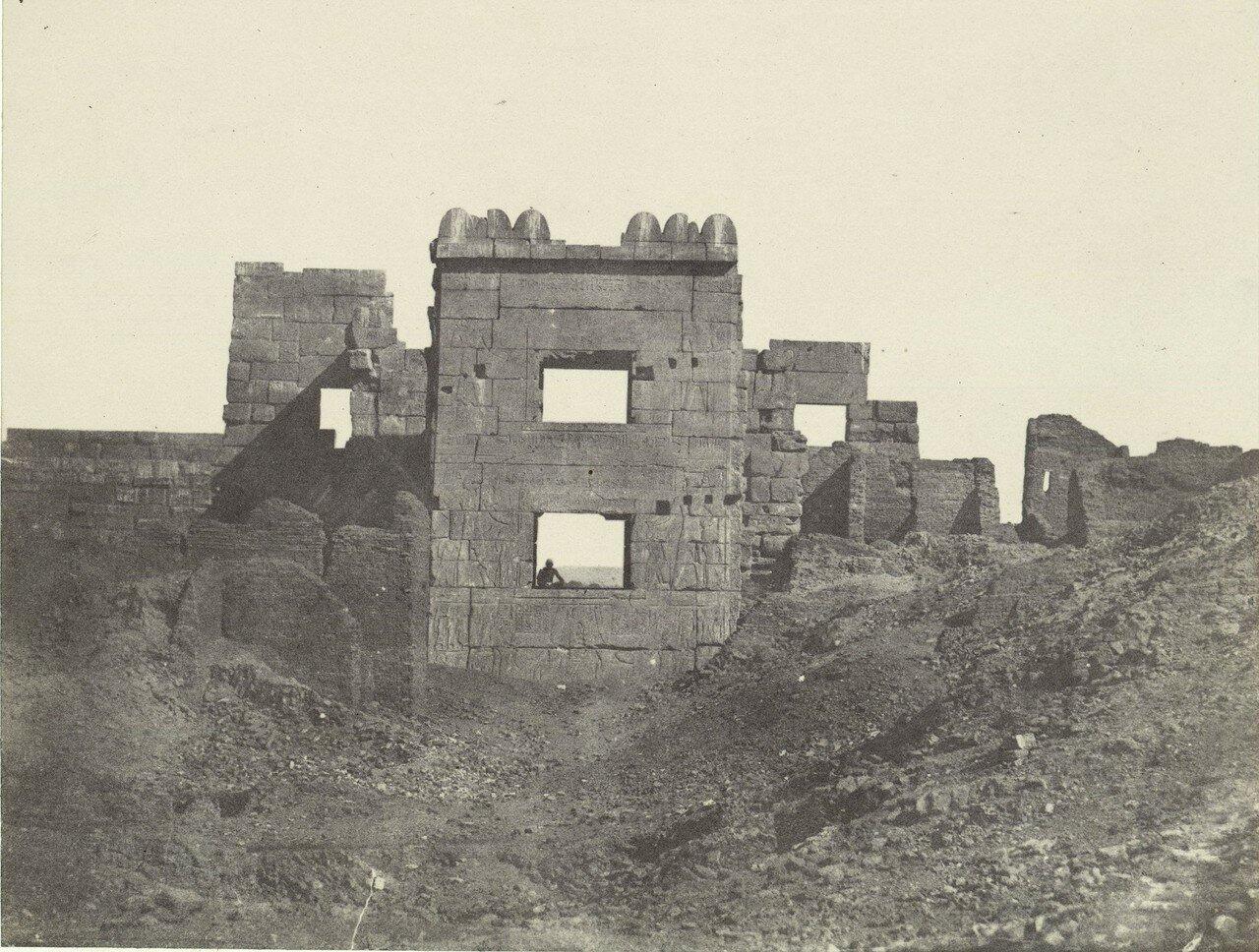 Мединет-Абу, 1849