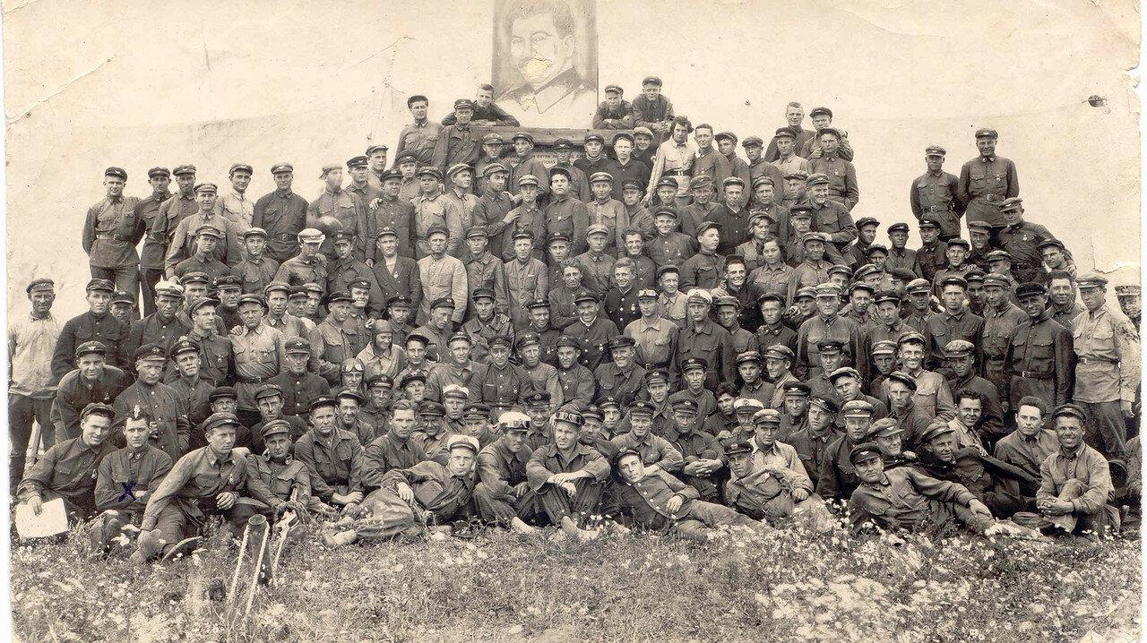 1941. Учебная эскадрилья. Сырдарья