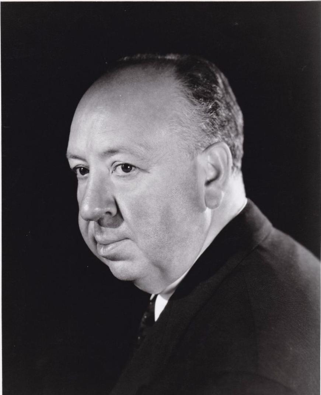 1950. Альфред Хичкок