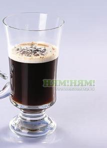 Кофе по-ирландски, коктейль кофе по-ирландски