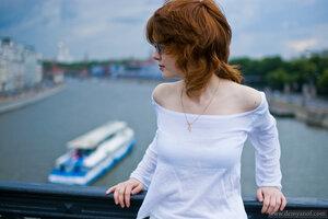 620 девушка, портрет, Лена, Cat_named_cat, Москва