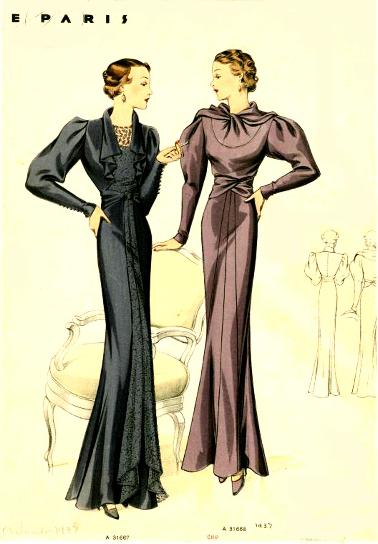 Платья 20 годов женские