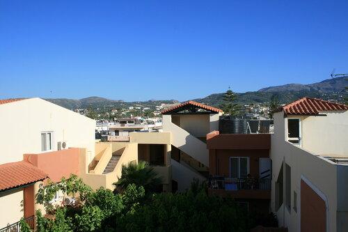 Вид из номера Dimitrios Village