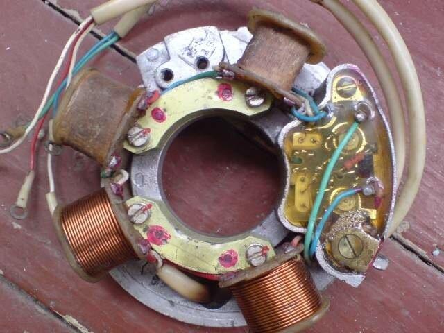 электронное зажигание на лодочном моторе вихрь-30