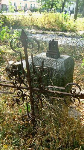Терновое— старое, заброшенное кладбище вцентре Воронежа