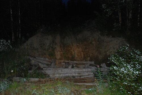 Мостик у Мунозера
