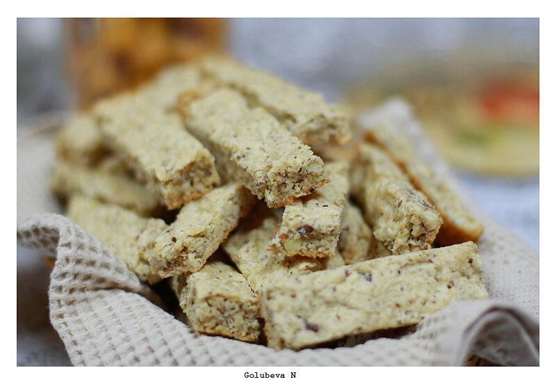 ТРИ И НОЧКА Нежное рассыпчатое печенье на раз-два... и нет его!)