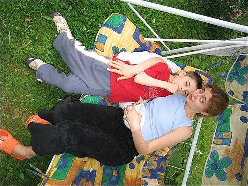 Шурон и Юля
