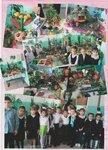 Учащиеся 2-В класса (рук. Пахолкова Татьяна Владимировна) - Ярмарка / Осень