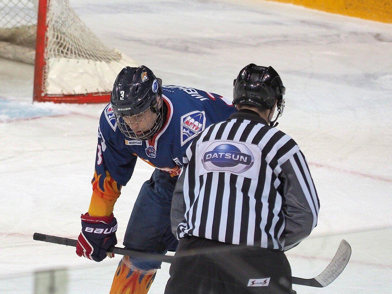 27Плей-офф МХЛ 2016 1/4 Стальные Лисы - Сибирские Снайперы 21.03.2016
