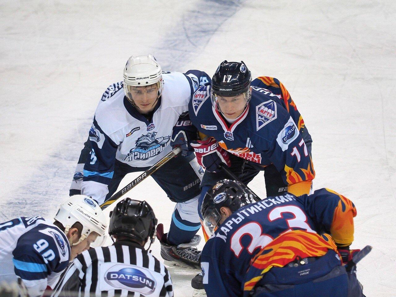 45Плей-офф МХЛ 2016 1/4 Стальные Лисы - Сибирские Снайперы 21.03.2016