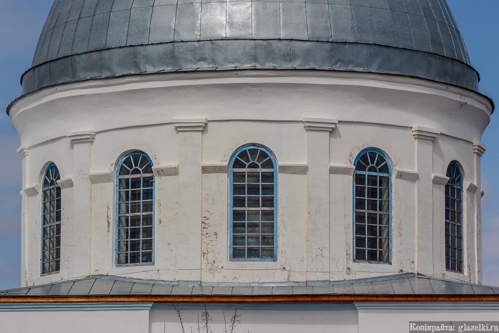 Церковь в Бетьках.