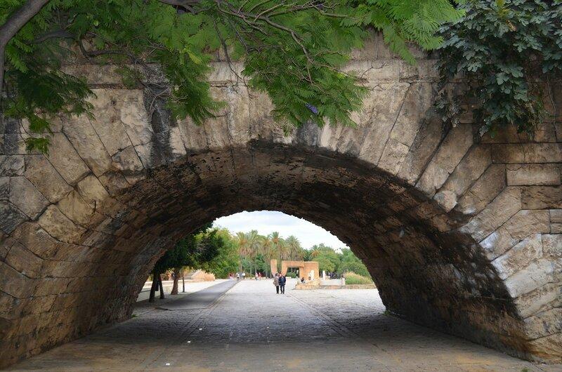 Старая арка