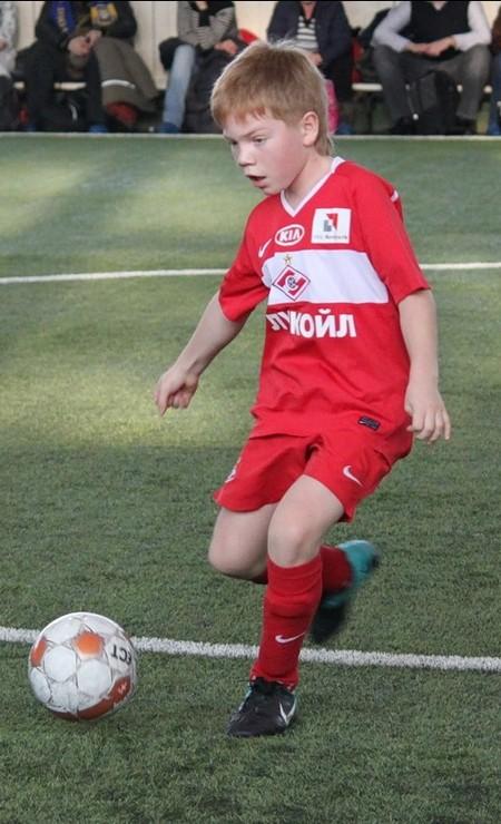 Судариков Никита. 2011 год. Кубок Игоря Колыванова.