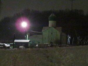 Церковь Иоанна Богослова на берегу реки Волхов - Новый год в Великом Новгороде