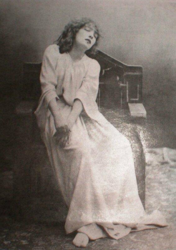 сара бернар фото