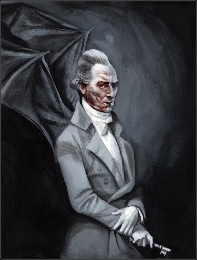 Fernando Vicente, Dracula