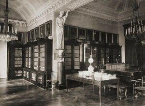 Библиотека на даче Дурново на Полюстровской набережной